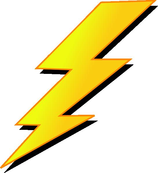 546x597 Lightning Clip Art