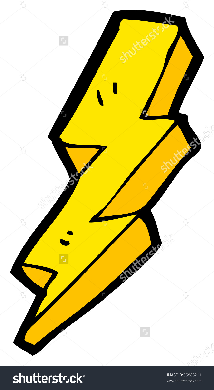 878x1600 Cartoon Lightning Bolt Lightning Bolt Clipart, Explore Pictures