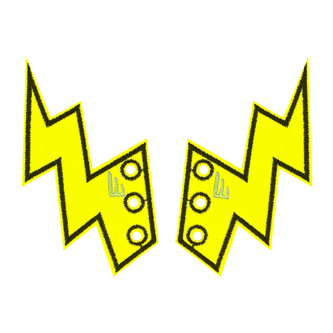 480x480 Lightning Bolts Shwings