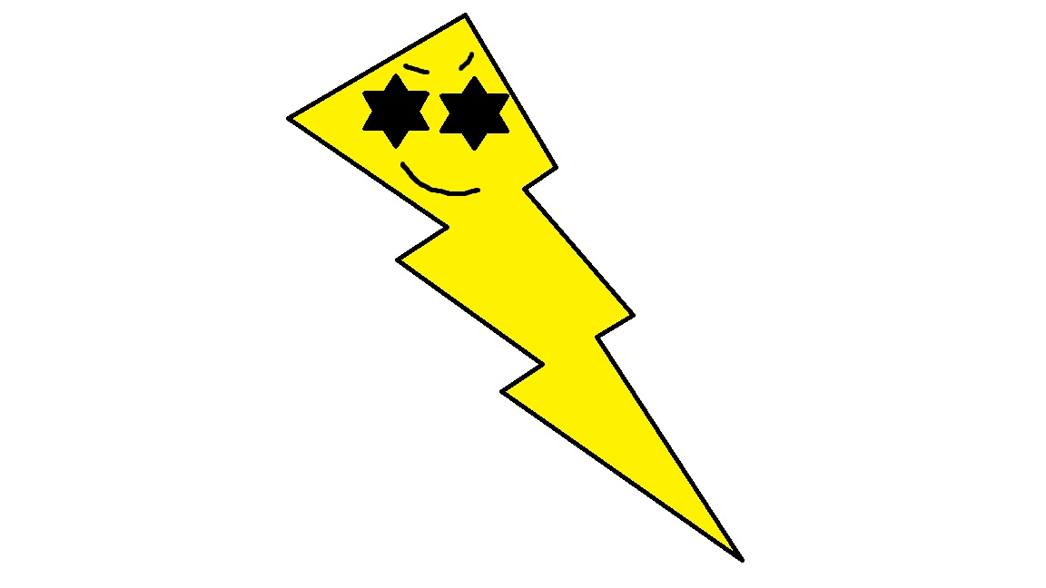 1152x648 Zeus Lightning Bolt Clipart Kid