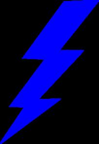 204x297 Lightening Bolt Clip Art
