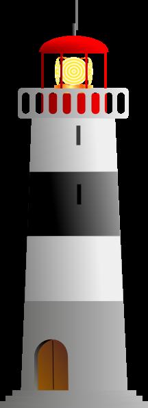 216x595 Lighthouse Clip Art