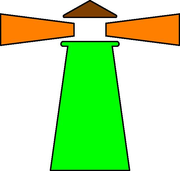 600x569 Lighthouse Clip Art
