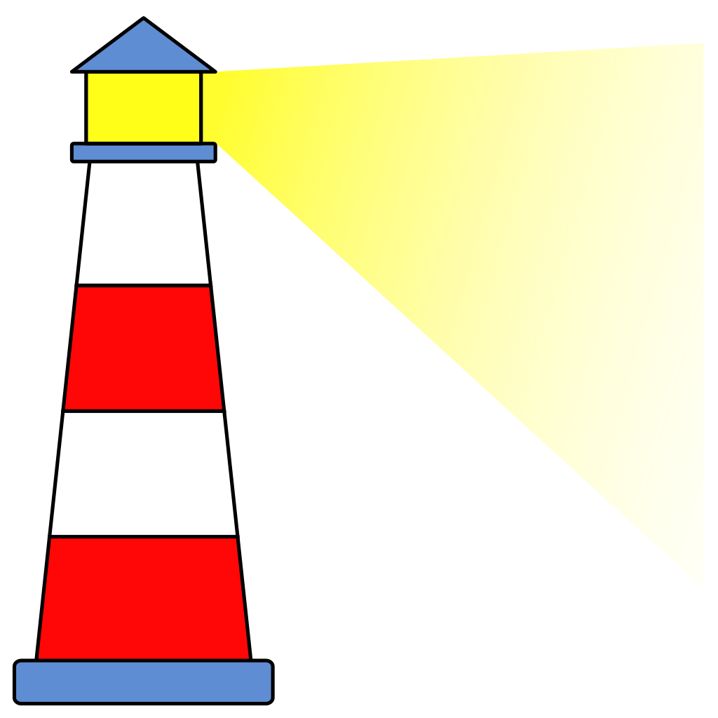 1024x1024 Lighthouse Clipart Free Images