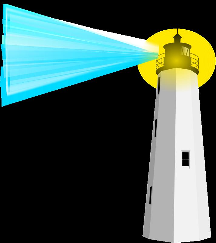 713x800 Lighthouse Beacon Free Clipart