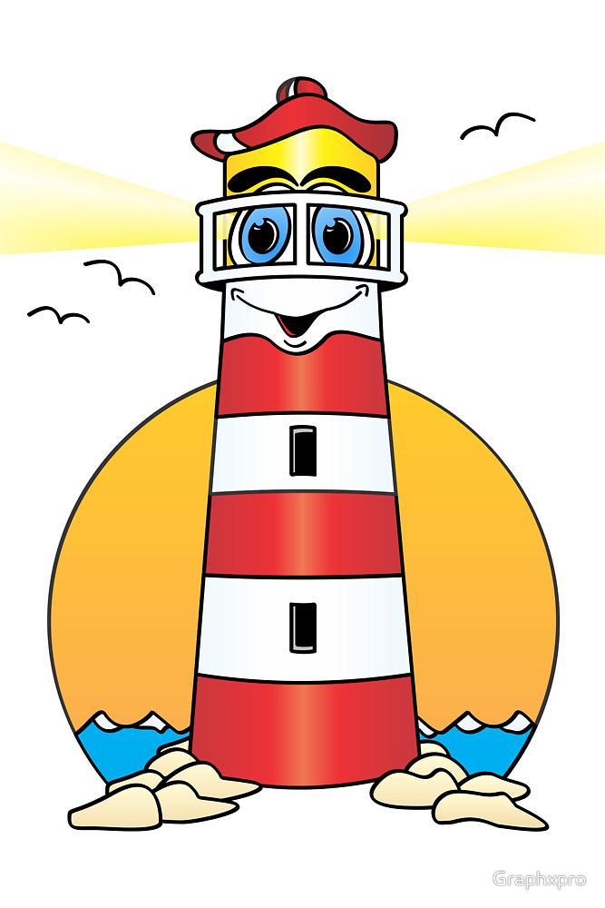 667x1000 Lighthouse Clipart Cartoon