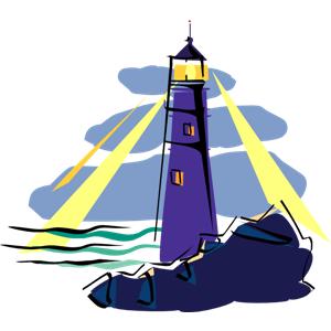 300x300 Coast Clipart Lighthouse