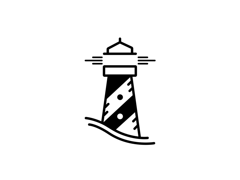 800x600 Lighthouse Logo Design Lighthouse, Logos And Tattoo