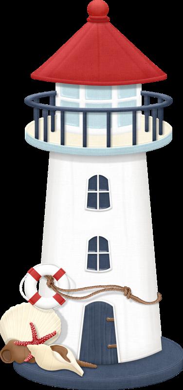 376x800 Lighthouse And Shells Seaeach Decor Lighthouse