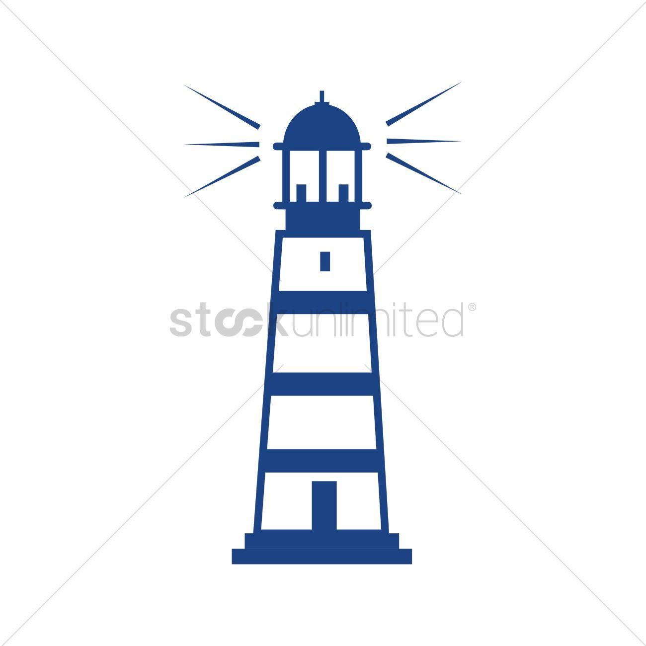 1300x1300 Lighthouse Clipart Vector