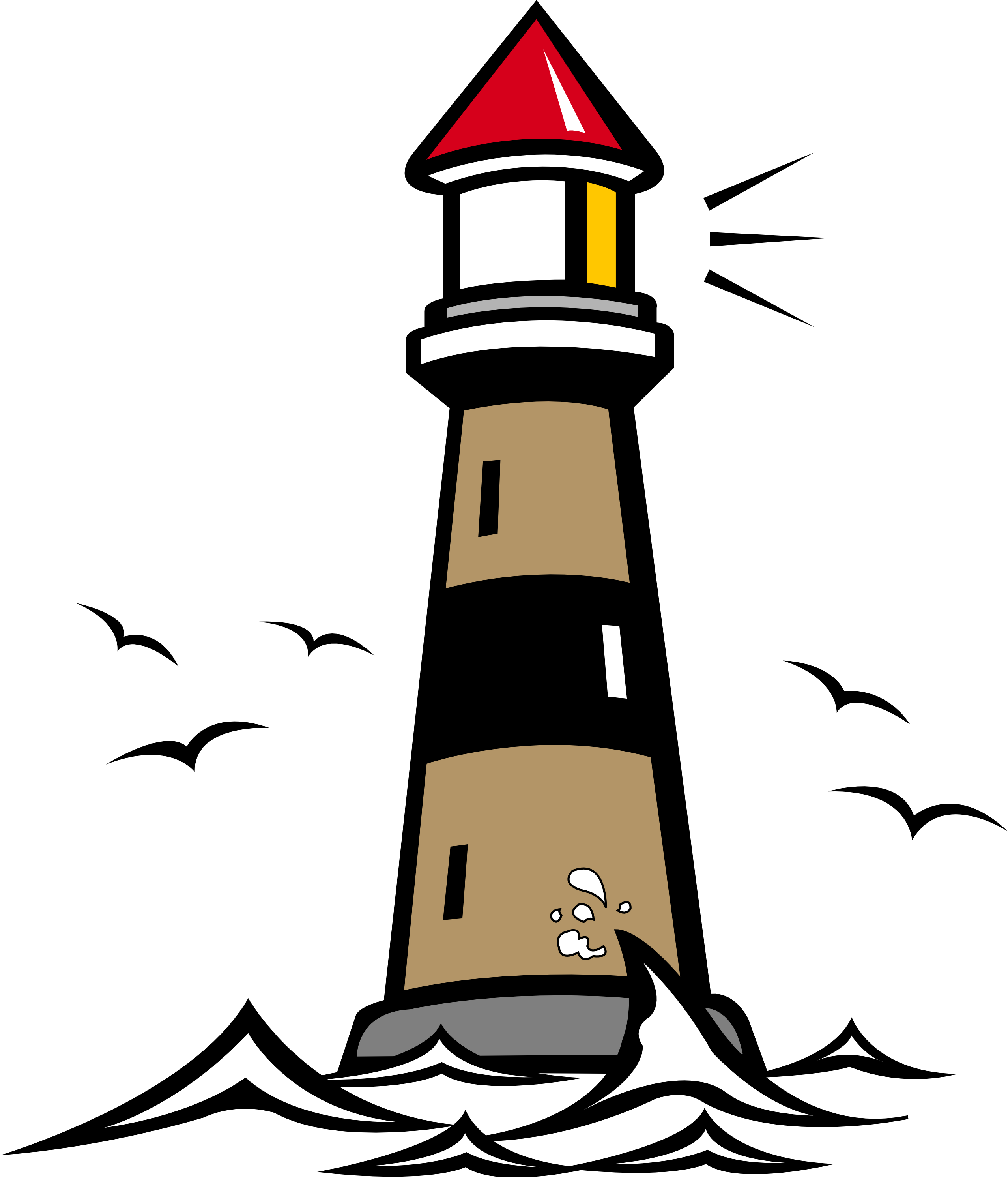 2555x2982 Best Lighthouse Clipart