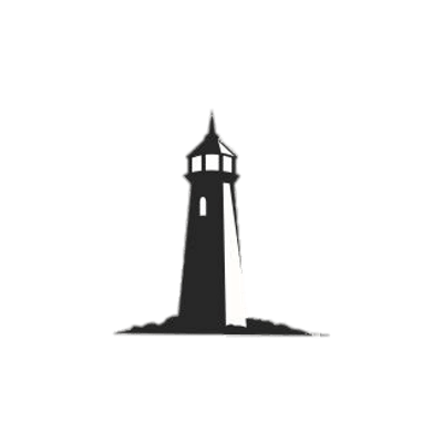 400x400 Lighthouse Clipart Transparent Png