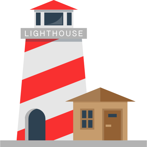 512x512 Lighthouse Icon