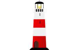 270x170 Lighthouse Png Pictures, Images Free Download
