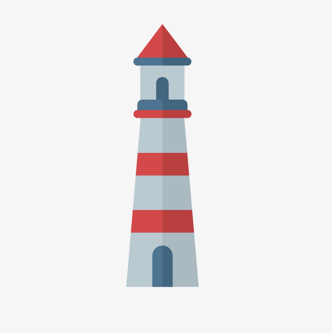 650x651 Color Lighthouse, Colour, Lighthouse, Vector Diagram Png