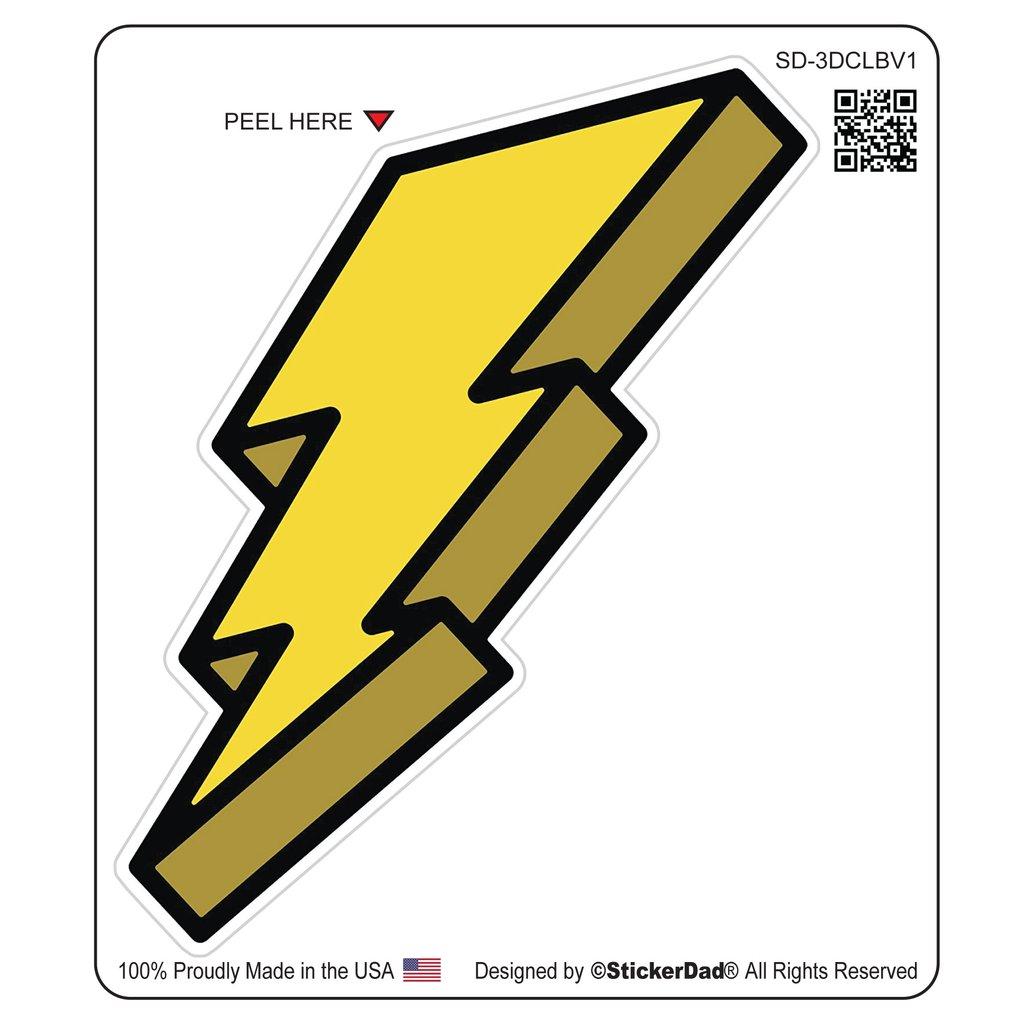 Lighting Bolt Cartoon