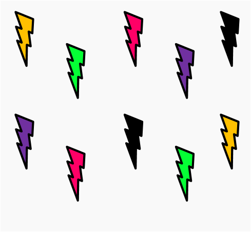489x452 Graphic Lightning Bolt