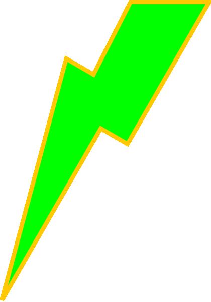 420x599 Clip Art Lightning Bolt Image