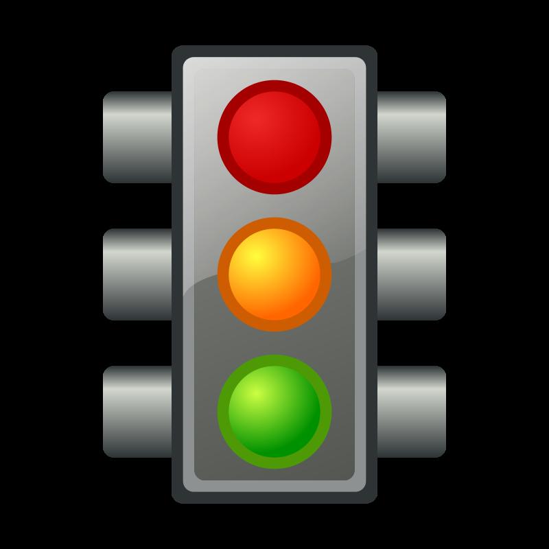 800x800 Traffic Light Stop Light Clip Art Traffic Clipart Image 2