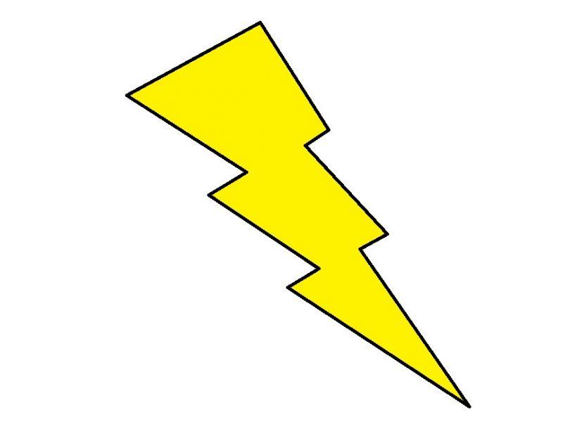 800x600 Valuable Design Lightning Bolt Clip Art Lnxwalt Cheap Free Vector