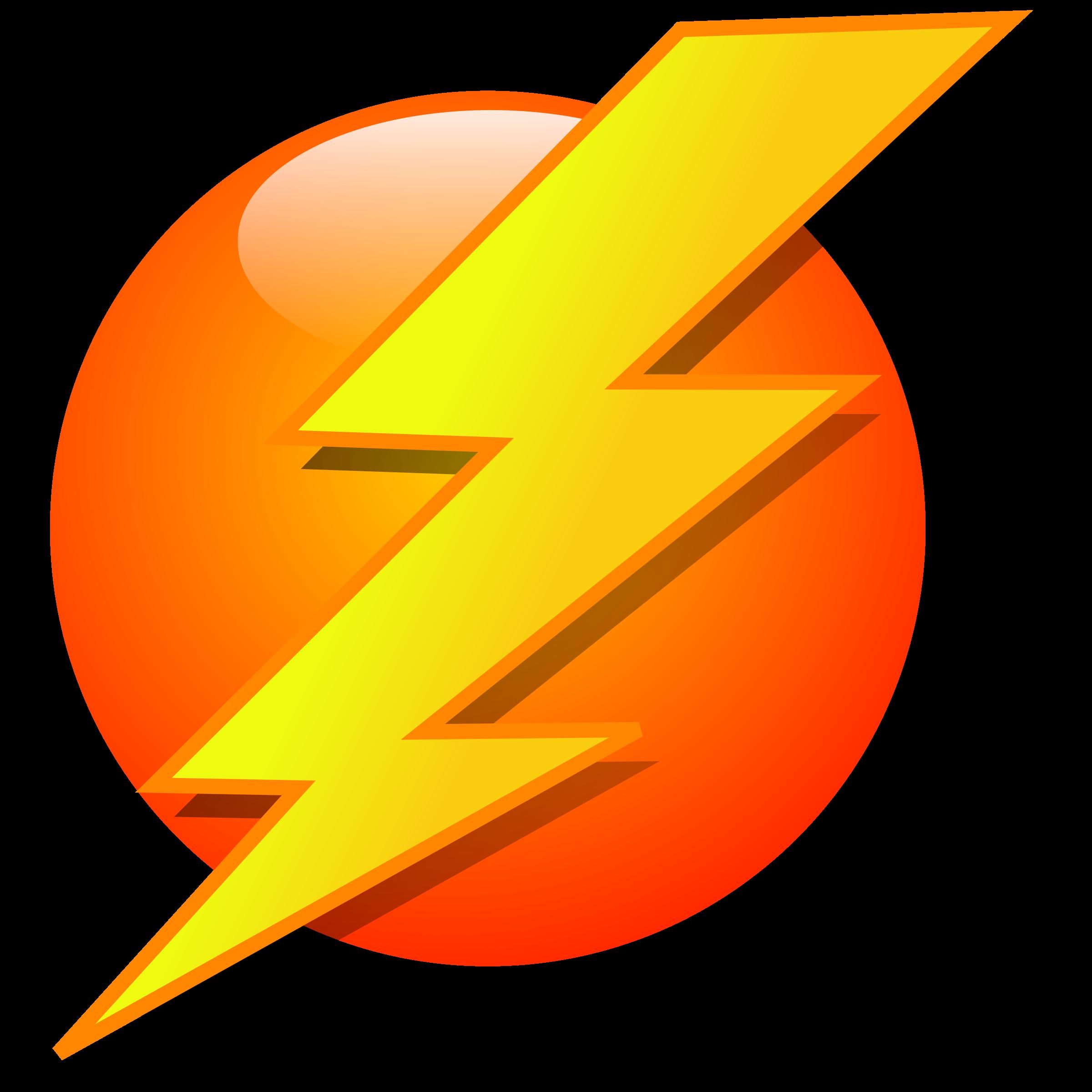 2400x2400 Lightning Clip Art Anonymous Lightning Icon Id 51956 Clipart