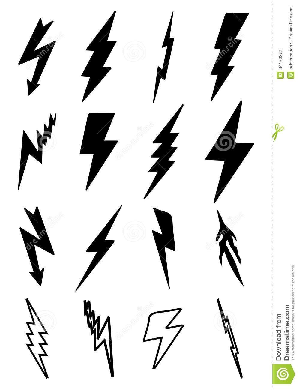 997x1300 Clip Art Lightning Bolt Clip Art Black And White