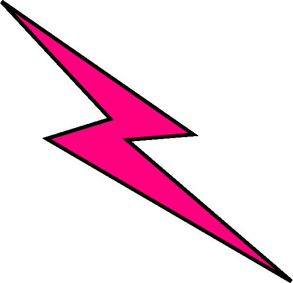600x580 Graphics For Pink Lightning Bolt Graphics