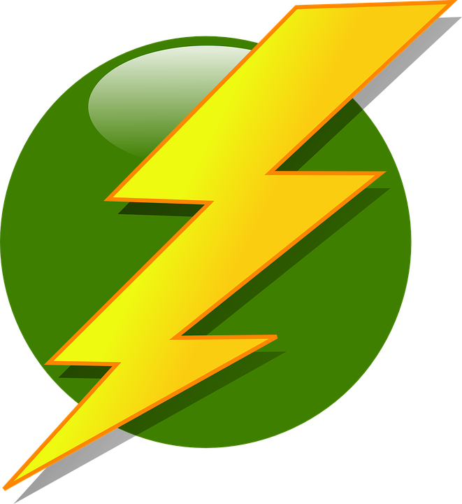 661x720 Lightening Clipart Lightning Strike