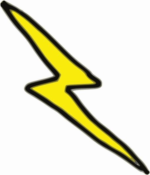 510x593 Lnxwalt Cheap Lightning Bolt Clip Art Free Vector In Open Office
