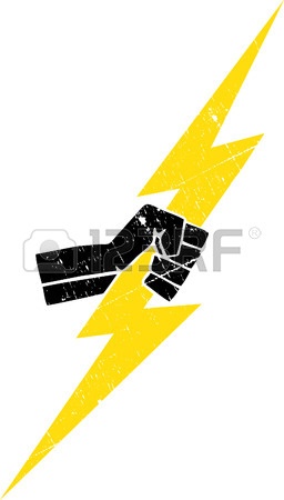 256x450 Lightning Bolt Royalty Free Cliparts, Vectors, And Stock