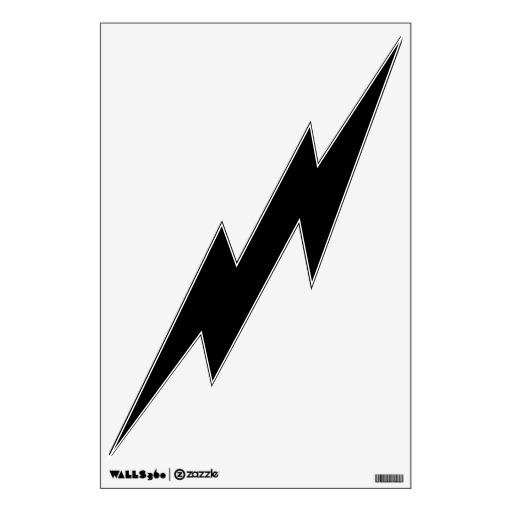 512x512 Lightning Bolt Black And White Clipart Kid 3