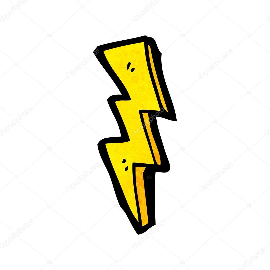 1024x1024 Lightning Bolt Stock Vector Lineartestpilot