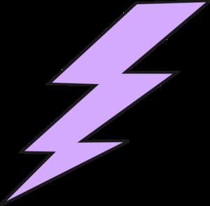 300x294 Lightning Bolt Clip Art