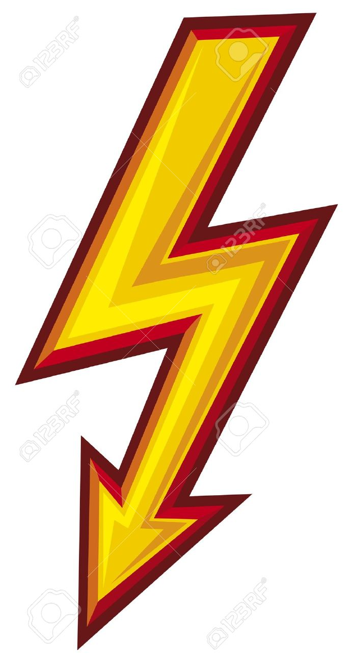693x1300 Lightning Clipart Electrical Power Symbol