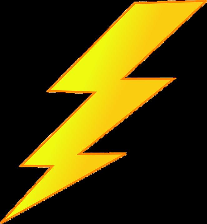 664x720 Lightning Clipart Energy
