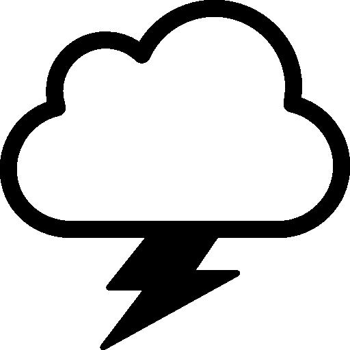 512x512 Cloud Lightning Bolt Clipart, Explore Pictures