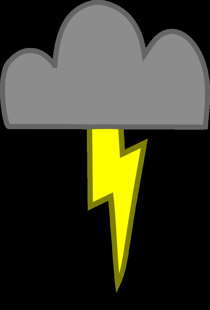 737x1085 Lightning Stroke Cliparts 227855
