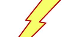 272x125 Lightning Bolt Free Lightning Clipart Public Domain Lightning Clip