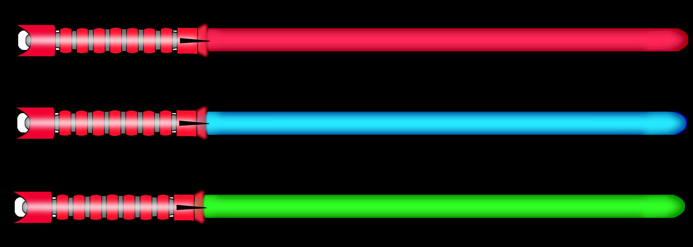 2400x856 Laser Clipart Star Wars