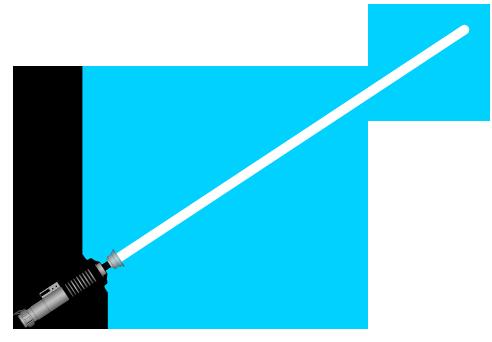 492x342 Light Saber Clip Art