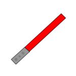 150x150 Red Light Saber Vector Clip Art Public Domain Vectors