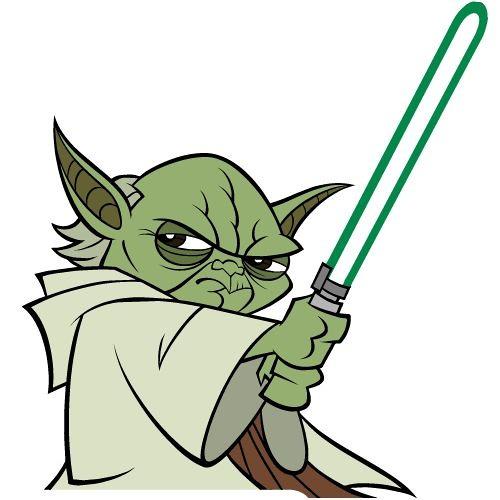 500x500 Jedi Clipart Free