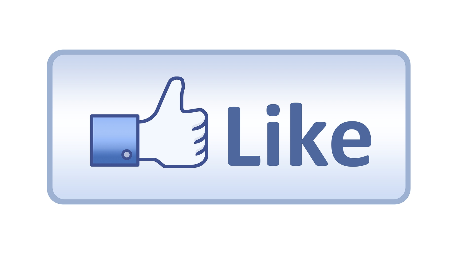 1600x889 Facebook Like Clipart