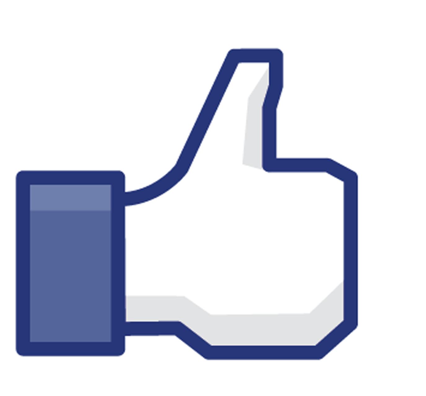1375x1279 Facebook Like Icon Birding Frontiers