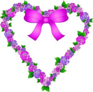Lilac Flower Clipart
