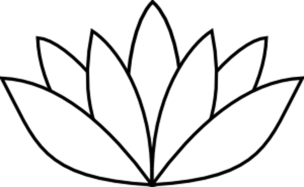 600x370 Best Photos Of Medium Lily Pad Outline