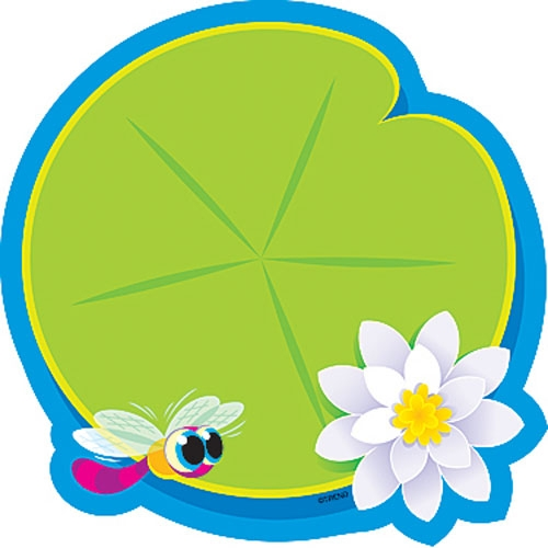 500x500 Lily Pads Clipart