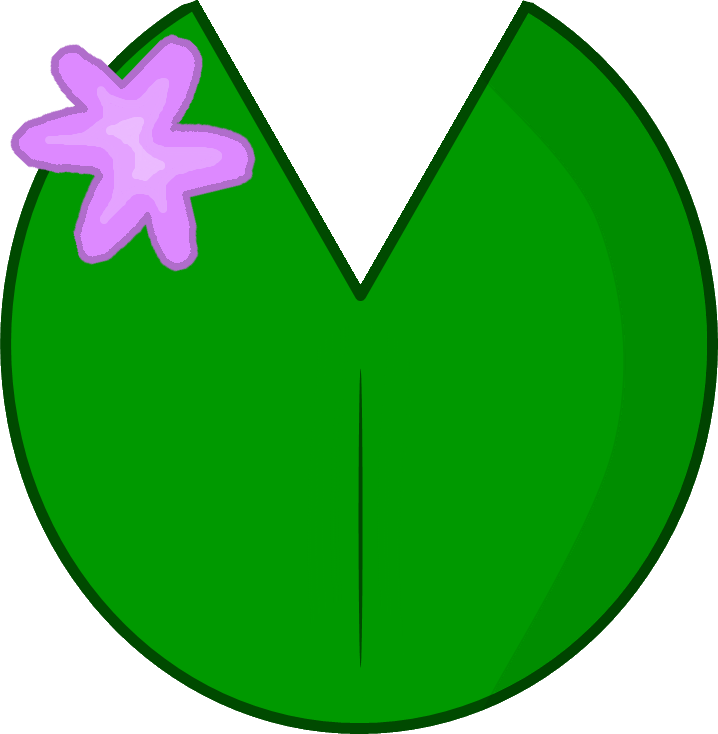 718x734 Lily Pad Clipart Single