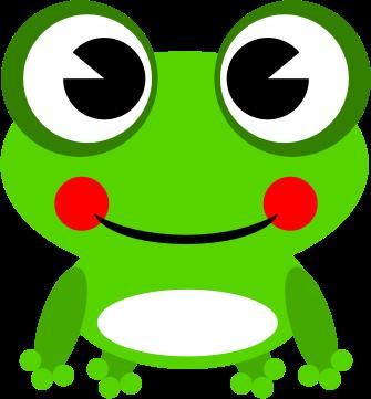335x361 Frog Clip Art