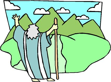 425x315 7 Best Moses Images Clip Art, Draw And Bible